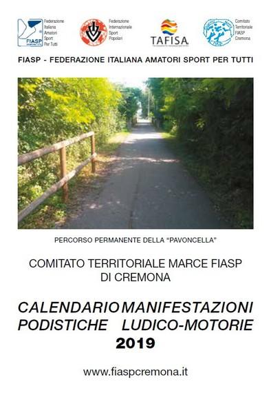 Calendario Corse Podistiche Lombardia.Calendario Fiasp Podisti Ombriano